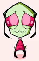 Baby Zim by Kataang15Love