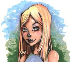 Marker Practice by Maddy25
