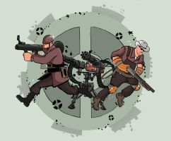 Team Fortress by Niichts
