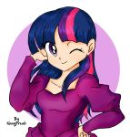 Twilight Sparkle victorian by NanyJfreak