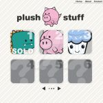 Plush Stuff by blo0p
