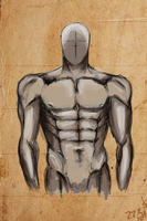 Body study by Artush