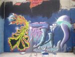 TUETE ~ 'HRF Wall-4' by HRF-Crew