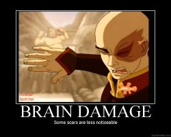 Zuko Brain Damage by minime41191
