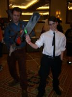 Reanimator vs Army of Darkness by AcE-oFkNaVeS