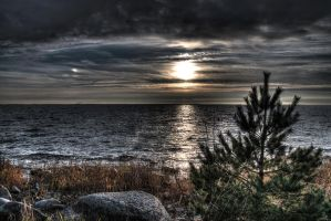 HDR Sunset by mbjorstig