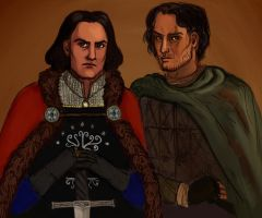 The sons of Gondor by Tadarida