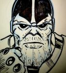 Thanos 2 by darkskythe1979