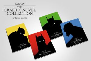 Batman - The Graphic Novel Collection by lagota