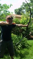 Cathal longbow by MisterGone42