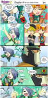 Onlyne Z Chap.4- Not your common rrb team 39 by BiPinkBunny