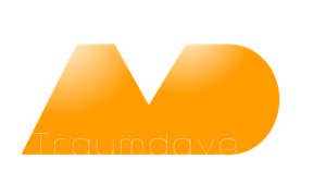 Traumdave Logo for my cousin Dave by MaikSan