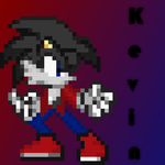 Kevin The Hedgehog by Kevin-spriter7