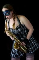 2014-04-26 Blue Sax 05 by skydancer-stock