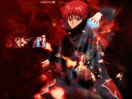 Sasori Wall Free by DarkLaicram