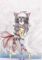 tailsic traditional art by vlower