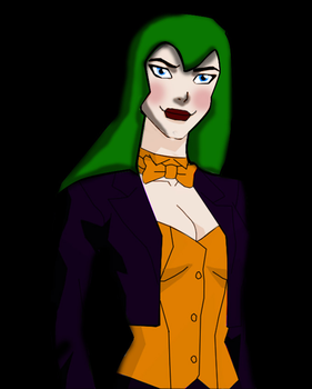 Young Justice Legacy-The Joker by MarvelJustice