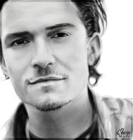 Orlando Bloom by xXBlackMagicXx
