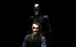 The Dark Knight by donvito62