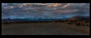 Mt Charleston First Light by PyroDenny16