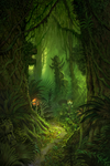 Jungle by JonathanKirtz