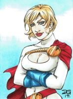 Powergirl PSC by mechangel2002
