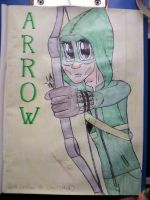 the emerald archer 2. by MrsCromwell