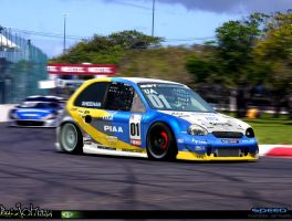 Corsa Stock car by Johnny-Designer