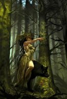 Dryad revised by ChrisRa