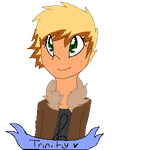 pixel practice with trinity yeaaaay by H3ARTOFTHEOCEAN