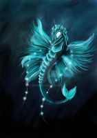 water dragon 2 by Missimple