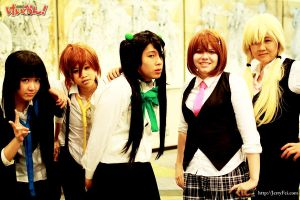K-on: After School by chameleoncosplayteam
