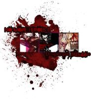 No More Heroes 2 Signature by zombie-jill