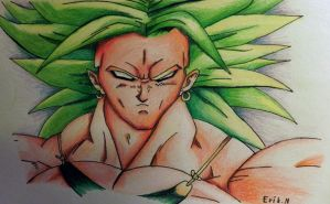Broly by ErikCreations