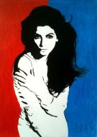 Monica Cruz / Pop-Art by Punt-Art