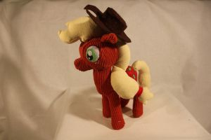 Applejack Plush: Angle by TheRedBandit