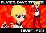 PLAYER: DAVE STRIDER by Viriv