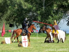 Joust by juditithil