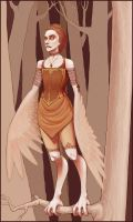 A fine lady for Christabel by nastenka