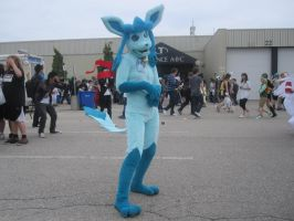Anime North photo 2: Glaceon by Doom-Wulf