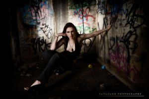 Grounded Angel by Nsaia