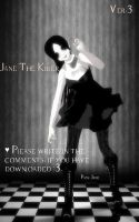 [MMD][DL] Jane The Killer ver.3 by AlionaLawliet