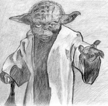 Yoda by TheArtributor
