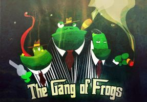 the gangs of frogs by schults