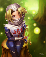 Sheik by hybridmink