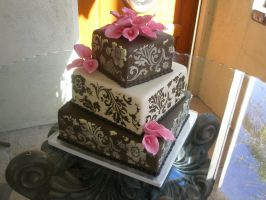 Wedding cake 59 by ninny85310