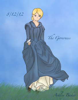 The Governess by MissyRayney