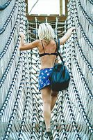 WIRE ROPE BRIDGE by MAGNYFI