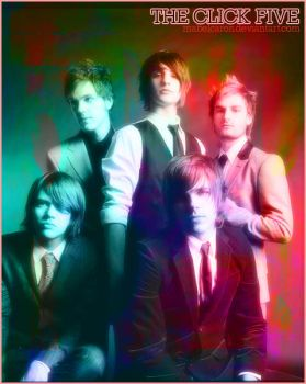 The Click Five again +_+ by mabelcaron