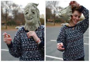 Leah Diptych by StolenSecrets